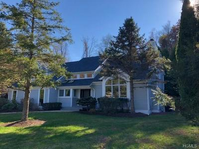 Putnam Valley Single Family Home For Sale: 7 Greenhaven Road