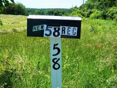 Residential Lots & Land Sold: 58 Pleasant Ridge Road