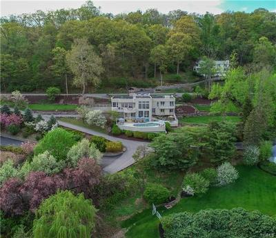 Orange County, Sullivan County, Ulster County Single Family Home For Sale: 674 River Road