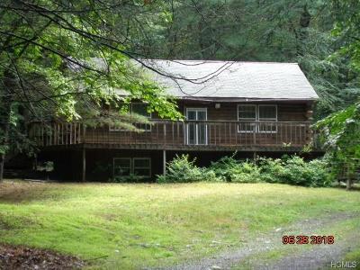 Sparrowbush NY Single Family Home Contract: $79,900
