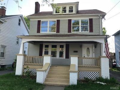 Newburgh Single Family Home For Sale: 118 West Street