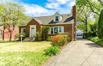 Hartsdale Single Family Home For Sale: 3 Holmes Avenue