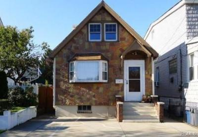 Bronx Single Family Home For Sale: 733 Logan Avenue