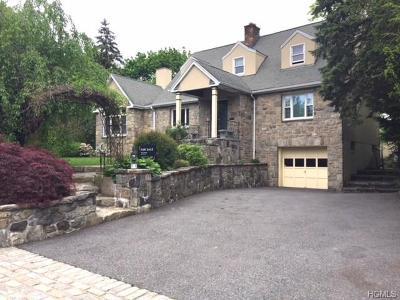 Harrison Single Family Home For Sale: 11 Glenwood Road
