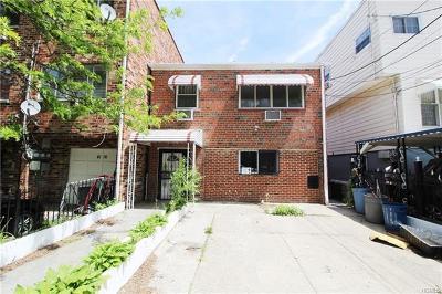 Bronx NY Multi Family 2-4 For Sale: $629,000