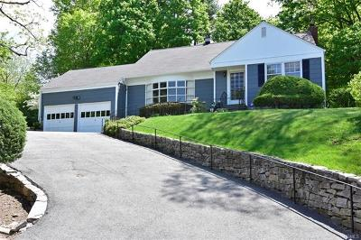 Hastings-On-Hudson Single Family Home For Sale: 14 Amherst Drive