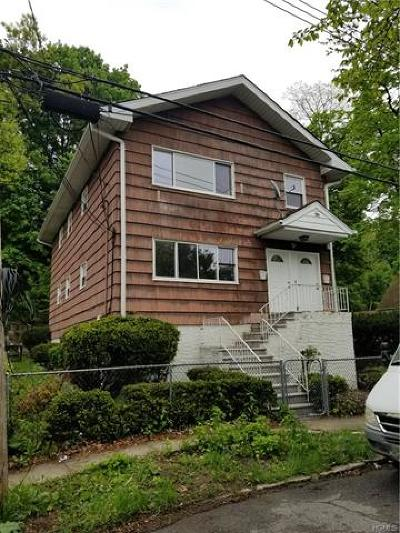 Yonkers Multi Family 2-4 For Sale: 48 Touissant Avenue