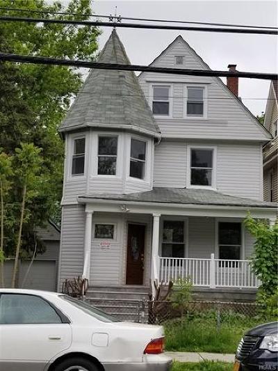 Yonkers Multi Family 2-4 For Sale: 454 Van Cortland Pk Avenue