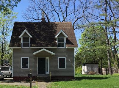 Goshen Single Family Home For Sale: 12 Craigville Road