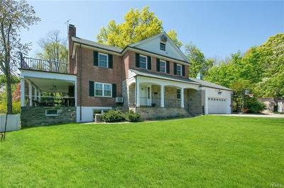 Bronxville Single Family Home For Sale: 60 Hewitt Avenue