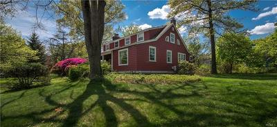Nyack Single Family Home For Sale: 129 Highmount Avenue