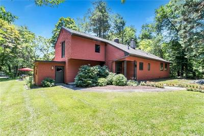 Single Family Home For Sale: 150 Red Hill Road