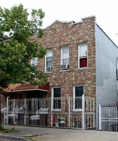 Bronx Multi Family 2-4 For Sale: 1135 Croes Avenue
