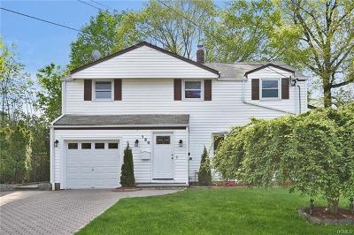 Yonkers Single Family Home For Sale: 134 Whitman Road