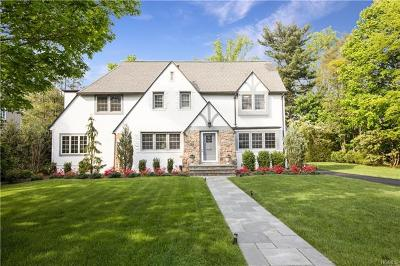 Scarsdale Single Family Home For Sale: 25 Kingston Road