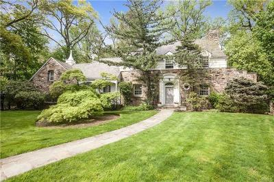 Scarsdale Single Family Home For Sale: 99 Penn Road