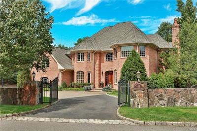 Armonk Single Family Home For Sale: 42 Wrights Mill Road