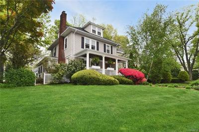 Scarsdale NY Single Family Home For Sale: $979,000