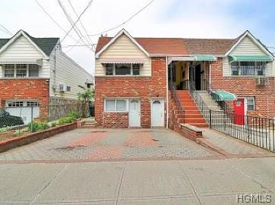 Bronx Single Family Home For Sale: 2059 Homer Avenue