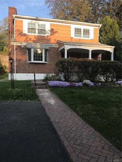Yonkers Single Family Home For Sale: 210 Helena Avenue