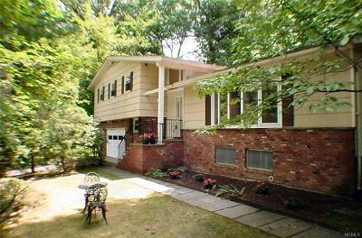 Irvington Single Family Home For Sale: 248 Harriman Road