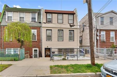 Bronx Single Family Home For Sale: 246 Quincy Avenue