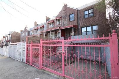 Bronx Single Family Home For Sale: 948 East 230th Street