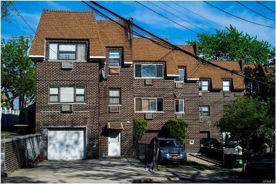 Bronx Multi Family 2-4 For Sale: 4110 Throggs Neck Expressway #SR