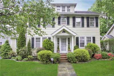 Scarsdale Single Family Home For Sale: 113 Lee Road