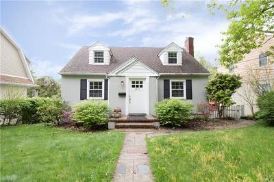 New Rochelle Single Family Home For Sale: 1417 Weaver Street