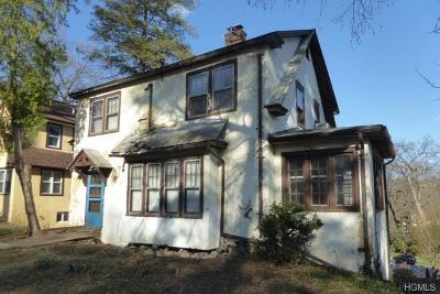 Yonkers Single Family Home For Sale: 18 Lefferts Road