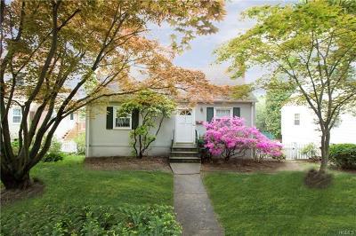 New Rochelle Single Family Home For Sale: 1425 Weaver Street