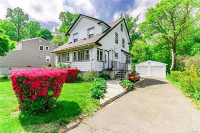 New Rochelle Single Family Home For Sale: 6 Chatsworth Place