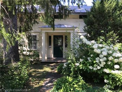 Rhinebeck Single Family Home For Sale: 1077 River Road