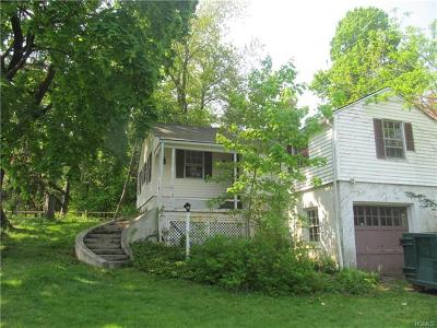 Rockland County Single Family Home For Sale: 5 Miller Road