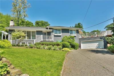 Nyack NY Single Family Home For Sale: $779,000