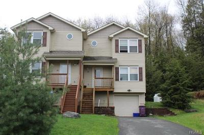 Rock Hill NY Single Family Home For Sale: $204,900