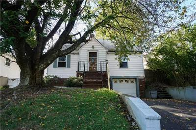 Peekskill Single Family Home For Sale: 506 Ringgold Street