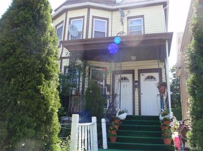 Port Chester Multi Family 2-4 For Sale: 31 1/2 Maple Place