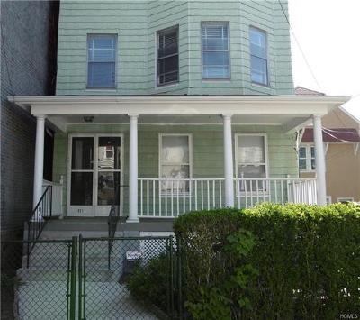 Mount Vernon Multi Family 2-4 For Sale: 221 Union Avenue