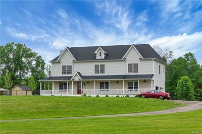 Goshen Single Family Home For Sale: 2 Howard Court