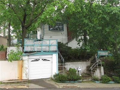 Yonkers Single Family Home For Sale: 18 Arden Place