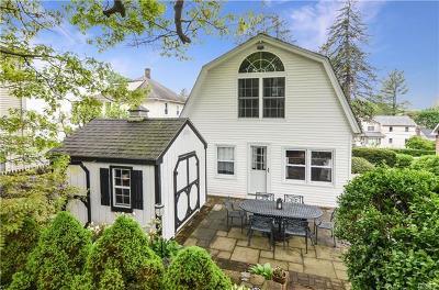 Mount Kisco Single Family Home For Sale: 63 Woodland Street