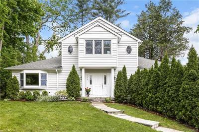 Scarsdale NY Single Family Home For Sale: $699,000