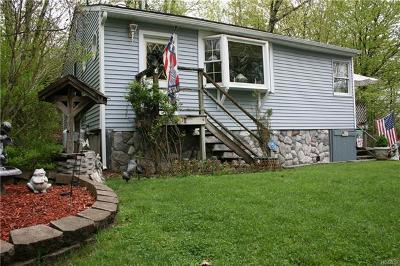 Wurtsboro Single Family Home For Sale: 7 South Elm Road