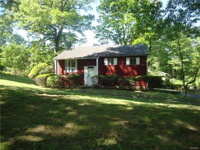 Rockland County Single Family Home For Sale: 563 Millburn Court