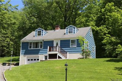 Croton Falls Single Family Home For Sale: 7 Lee Road