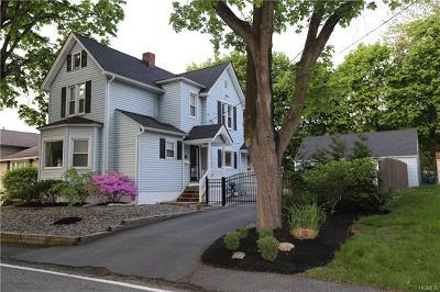 Single Family Home For Sale: 39 Lenox Avenue