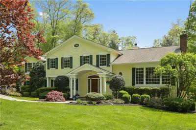 Armonk Single Family Home For Sale: 4 Windmill Place