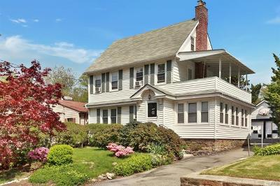 Yonkers Single Family Home For Sale: 20 Kingston Avenue